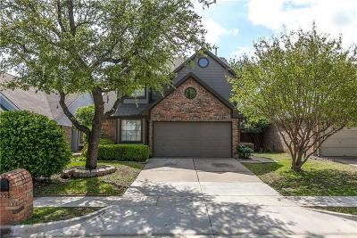 Lewisville Single Family Home For Sale: 2058 Wanderlust