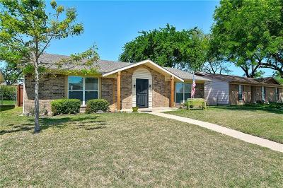 Allen Single Family Home Active Option Contract: 931 Wandering Way Drive