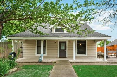 Wylie Single Family Home For Sale: 202 S Cottonbelt Avenue