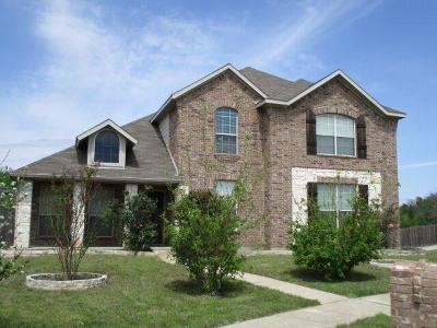Garland Single Family Home Active Option Contract: 2345 Lake Hollow Circle
