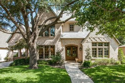 Dallas  Residential Lease For Lease: 6719 Park Lane