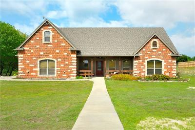 Weatherford Single Family Home Active Contingent: 120 Summer Stone Court