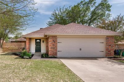 Prosper Single Family Home Active Option Contract: 202 E 6th Street