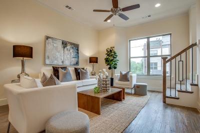 Dallas Condo For Sale: 5905 Ross Avenue #5