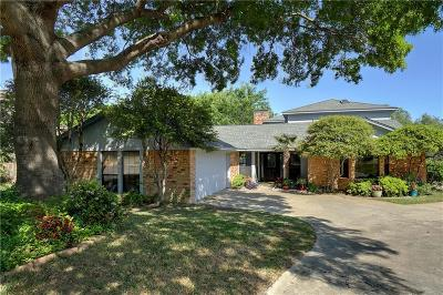 Fort Worth Single Family Home For Sale: 8632 Canyon Crest Road