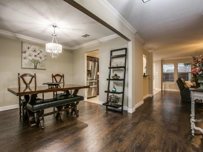 Mckinney Single Family Home Active Contingent: 9924 George Bush Drive