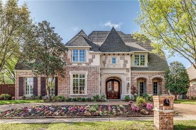 Plano Single Family Home For Sale: 5920 King William Drive