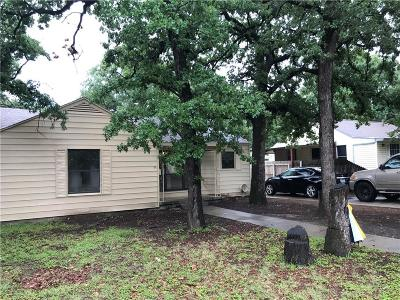 Haltom City Residential Lease For Lease: 2316 Owens Street