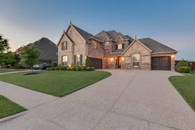 Mansfield Single Family Home Active Option Contract: 4105 Watercrest Drive
