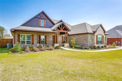 Burleson Single Family Home For Sale: 962 Prairie Timber Road