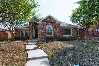 Mckinney Single Family Home Active Option Contract: 6505 Taprock Drive