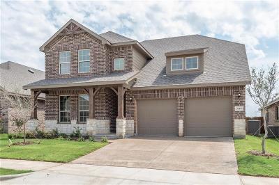 Melissa Single Family Home For Sale: 2110 Laurel Street