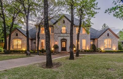 Southlake Single Family Home Active Option Contract: 550 N Peytonville Avenue