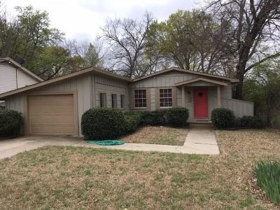Dallas Single Family Home For Sale: 4242 Bonham Street