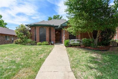 Carrollton Single Family Home For Sale: 3235 Sugarbush Drive