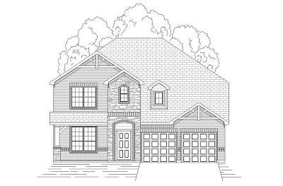Melissa Single Family Home For Sale: 317 Lexington Avenue