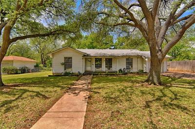 Arlington Single Family Home For Sale: 204 S Davis Drive