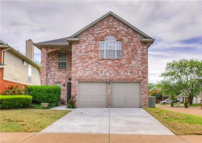 Plano Single Family Home For Sale: 6800 Hickory Creek