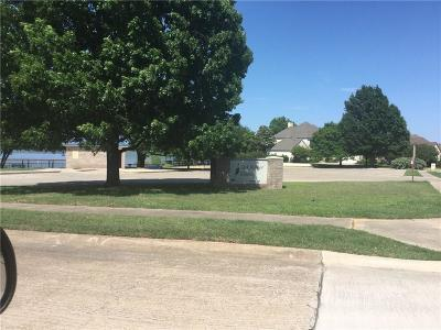 Azle Residential Lots & Land Active Option Contract: 356 Leeward Circle