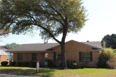 Richardson  Residential Lease For Lease: 1801 Worcester Way