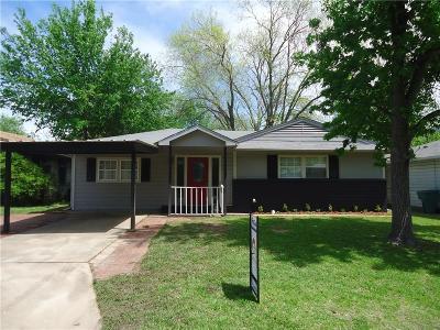 Sherman Single Family Home For Sale: 1409 N Highland Avenue