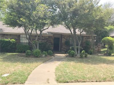 Duncanville Single Family Home Active Option Contract: 1326 Briarmeade Drive