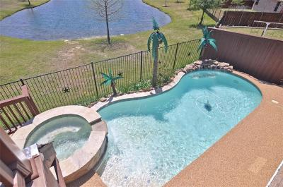 Denton Single Family Home For Sale: 9509 Havenway Drive
