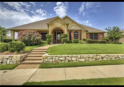 Rockwall Single Family Home For Sale: 3017 Panhandle Drive
