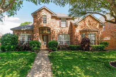Dallas Single Family Home For Sale: 17804 River Chase Drive
