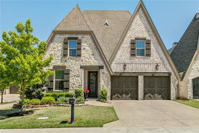 Dallas Single Family Home For Sale: 18308 Stapleford Way