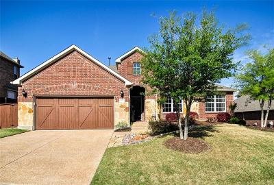 McKinney Single Family Home For Sale: 605 Excalibur Drive