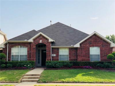 The Colony TX Single Family Home For Sale: $299,999