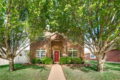 Wylie Single Family Home For Sale: 201 N Rolling Meadows Drive