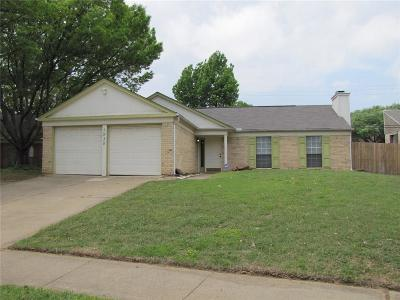 Flower Mound Single Family Home For Sale: 1935 Pin Oak Drive