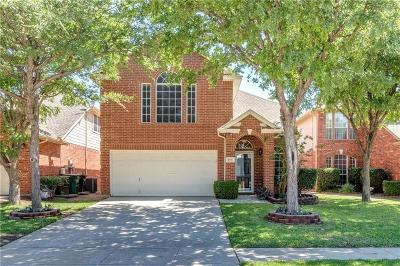 Fort Worth Single Family Home For Sale: 5476 Pecan Creek Circle