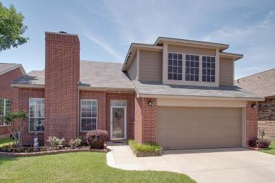 Flower Mound Single Family Home For Sale: 3313 Fox Hollow Court