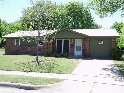 Single Family Home Active Option Contract: 4700 Dee Court