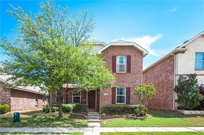 Denton Single Family Home For Sale: 3805 Oceanview Drive