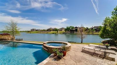Mckinney Single Family Home Active Option Contract: 807 Creekline Way