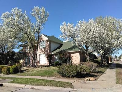 Mesquite Single Family Home For Sale: 1808 Willow Creek