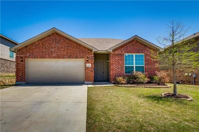 Denton Single Family Home For Sale: 3413 Oceanview Drive