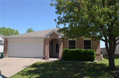 Sherman Single Family Home Active Option Contract: 1207 Mallard Drive