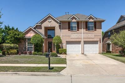 Flower Mound Single Family Home For Sale: 4016 Beacon Street