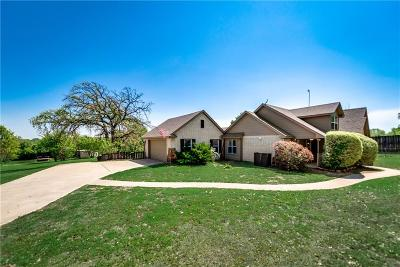 Weatherford Single Family Home Active Option Contract: 220 Royal Court