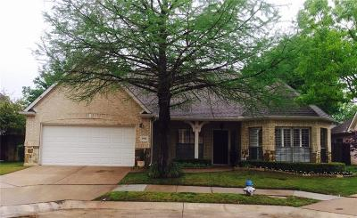 Flower Mound Single Family Home For Sale: 1908 Thompson Court