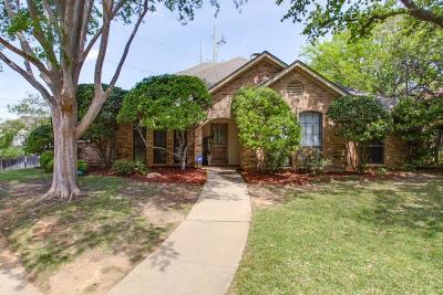 Arlington Single Family Home For Sale: 7407 Corvette Court