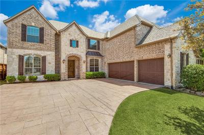 Frisco Single Family Home For Sale: 10936 Brighton Lane