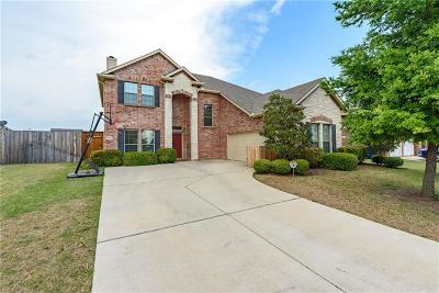 Prosper Single Family Home For Sale: 5740 Crestwood Drive