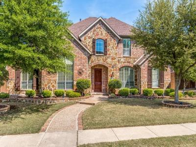 Frisco Single Family Home For Sale: 6476 Basilwood Drive