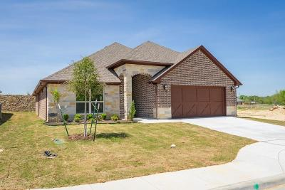 Weatherford Single Family Home For Sale: 1629 Town Creek Circle